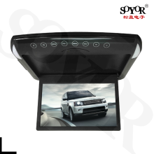 9 inch Car Flip Down Roof Video Player Monitor with fuhh HD LED Monitor Screen