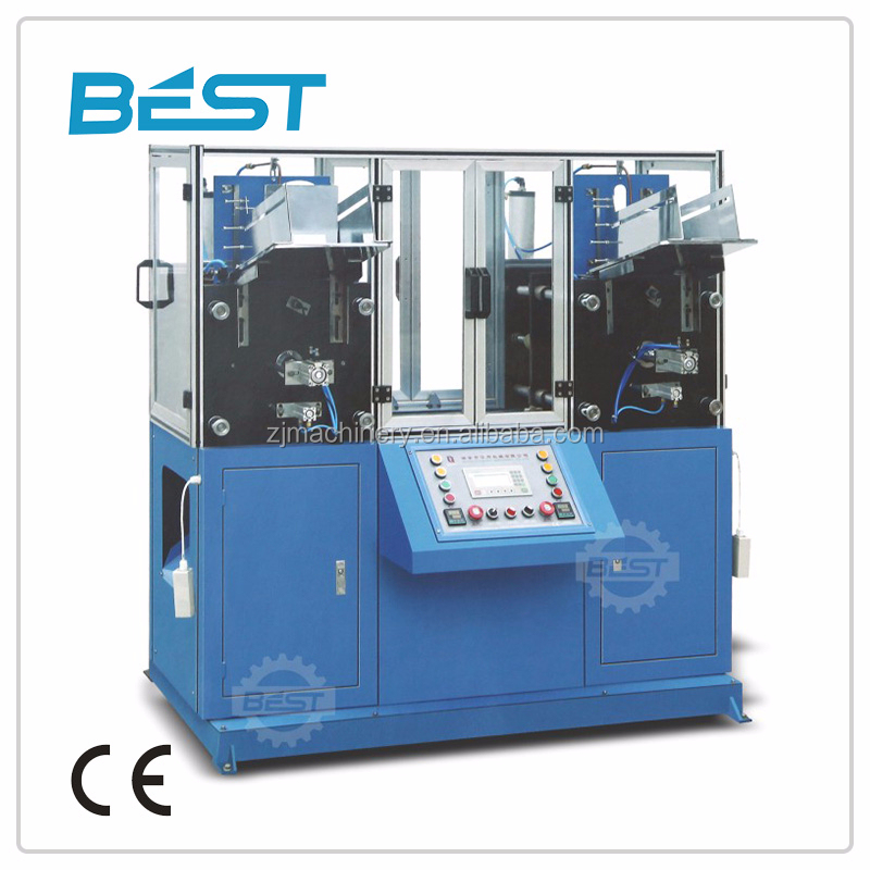 ZDJ-500 paper dish machine the running speed of the machine is relatively stable