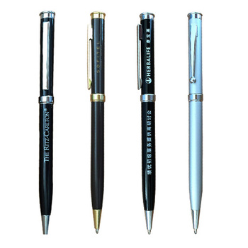 hotel use gift room writing sofitel metal pen