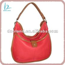 2012 latest handbag in real leather