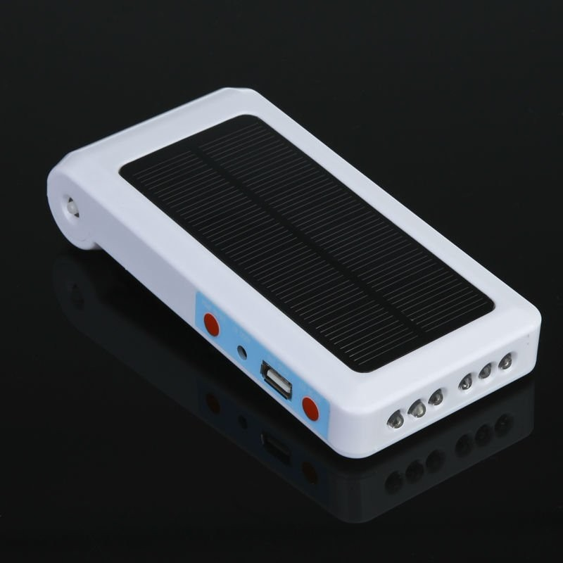 Mini useful solar aquarium air pump with USB power dual charge