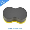 8 shape Heavy Grade Car Cleaning Tool EVA Kichen Sponge Magic Clay Bar Cleaning Sponge