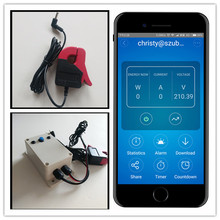 electricity monitor energy monitoring clamps power monitoring