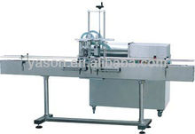 Linear high accuracy Filling Machine RGY2T-1G for disinfection liquid, Foundation make-up liquid, Antifreezing Fluid, shampoo