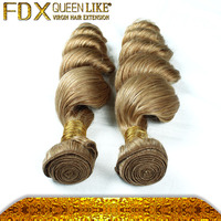 Light brown Peruvian Loose Wave Weave Fashion New
