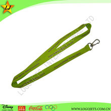 business gift customized lanyard polyester/ tube/ woven /heat transfer printing