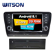 WITSON ANDROID 8.1 FOR SKODA OCTAVIA 2013 POPULAR DESIGN CAR MULTIMEDIA PLAYER FOR UNIVERSAL