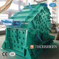 Rock Stone Impact Crusher Can be Customized into Mobile one