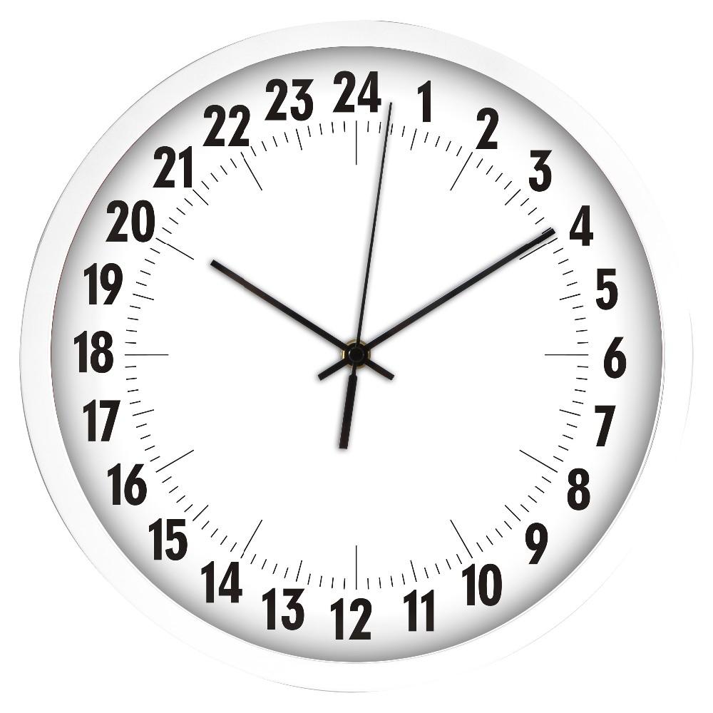 24 시간 아날로그 벽 시계 현대 벽 시계 벽 시계 상품 Id 60466940145 Korean