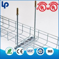Wiring Accessories Wire Mesh Cable Tray China