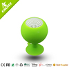 Colorful Phone holder Handfree Bluetooth Speaker with suction cup