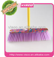 natural wood broom sticks hot sale , floor broom and brushes, VPA112