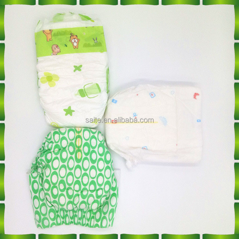 Super soft natural antimicrobial japanese adult baby diaper diaper girls with high quality