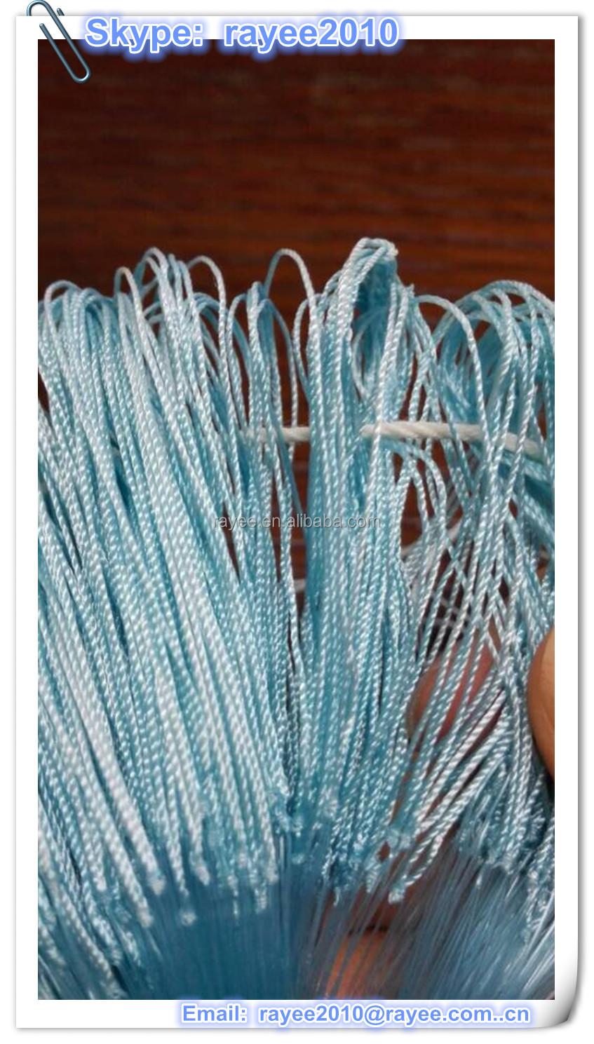 Ручного вязание рыболовных сетей