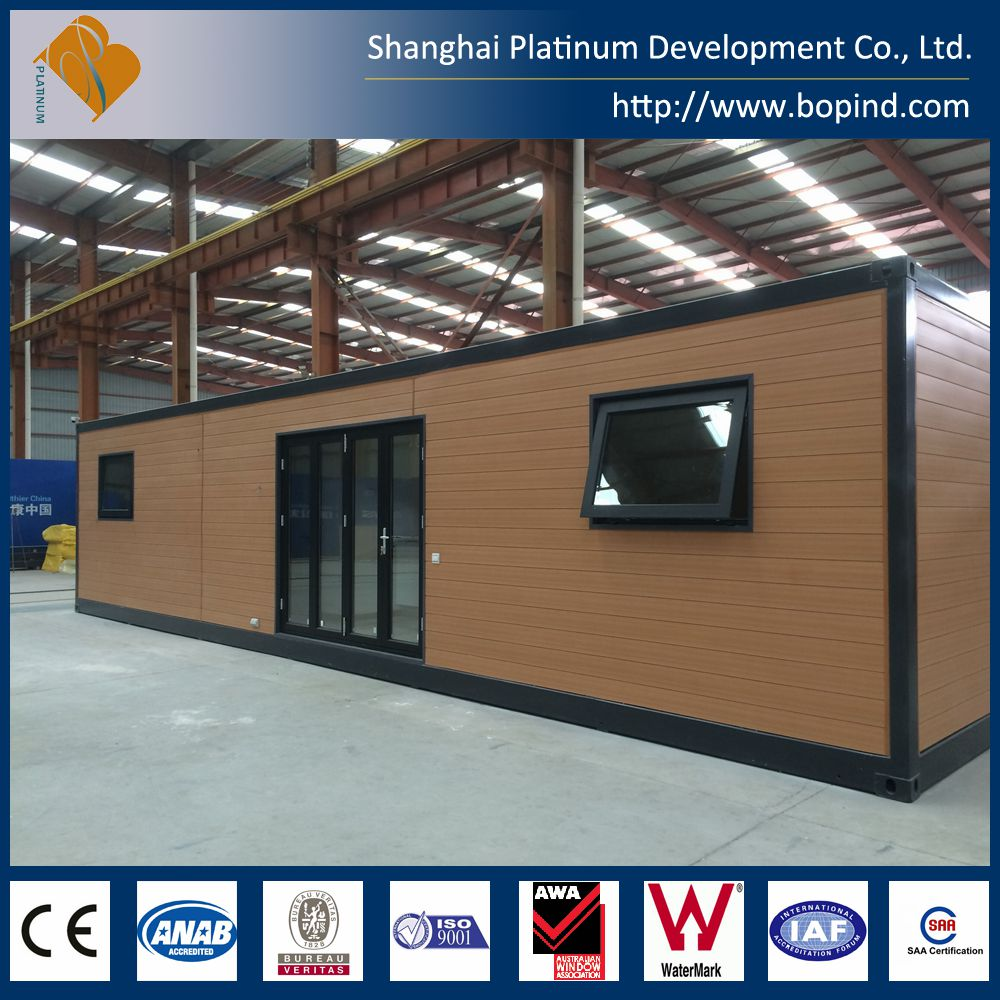 Australia project prefabricated container house
