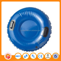 PVC Inflatable snow tube,inflatables water ski tube,thriller inflatable towable ski sled