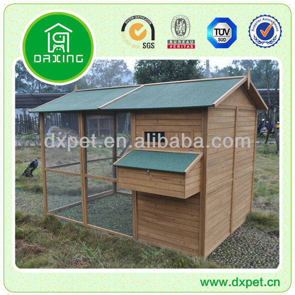 Wooden Chicken Rooster Cage (BV SGS TUV FSC)