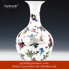 China supplier design tall wedding vases wholesale plastic vase long vases plastic