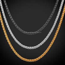 Factory Price Hot Sale Necklace Jewelry Gold Chains For Men Women Necklace With Several Colors