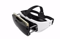 3D VR BOX Original VR Eyes 3D Virtual Reality Private Helmet Mobile 3D Video Cinema Glasses for SmartPhone