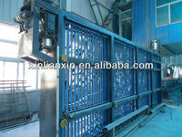 hot dip galvanzied Steel pipes production line