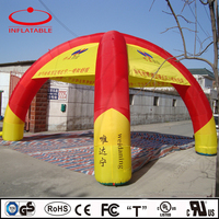 hot sale advertising inflatable tent