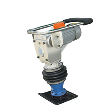 Electric impact tamper vibratory rammer