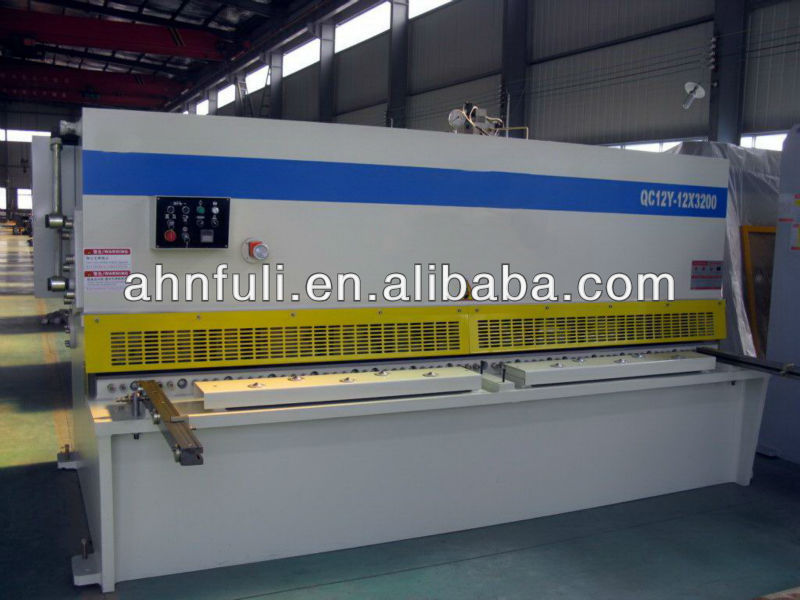 CNC Hydraulic guillotine manual shear machine, sheet metal guillotine for sale, guillotines
