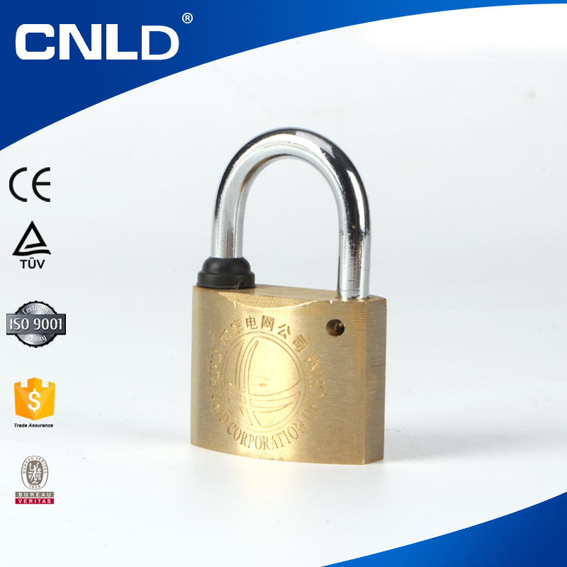 High Quality security brass padlocks