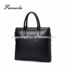 Wholesale fashion man handbag factory sales business bags retro style
