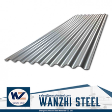 Construction building clear galvanized roofing sheet sizes, corrugated roofing sheets