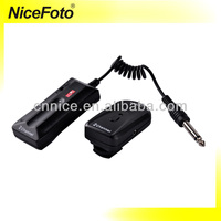 Shenzhen nicefoto 2 channel DC wireless remote trigger for photography