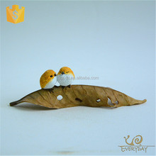 Most Popular Products Artificial Animal Statue Crafts Resin Bird Figurines