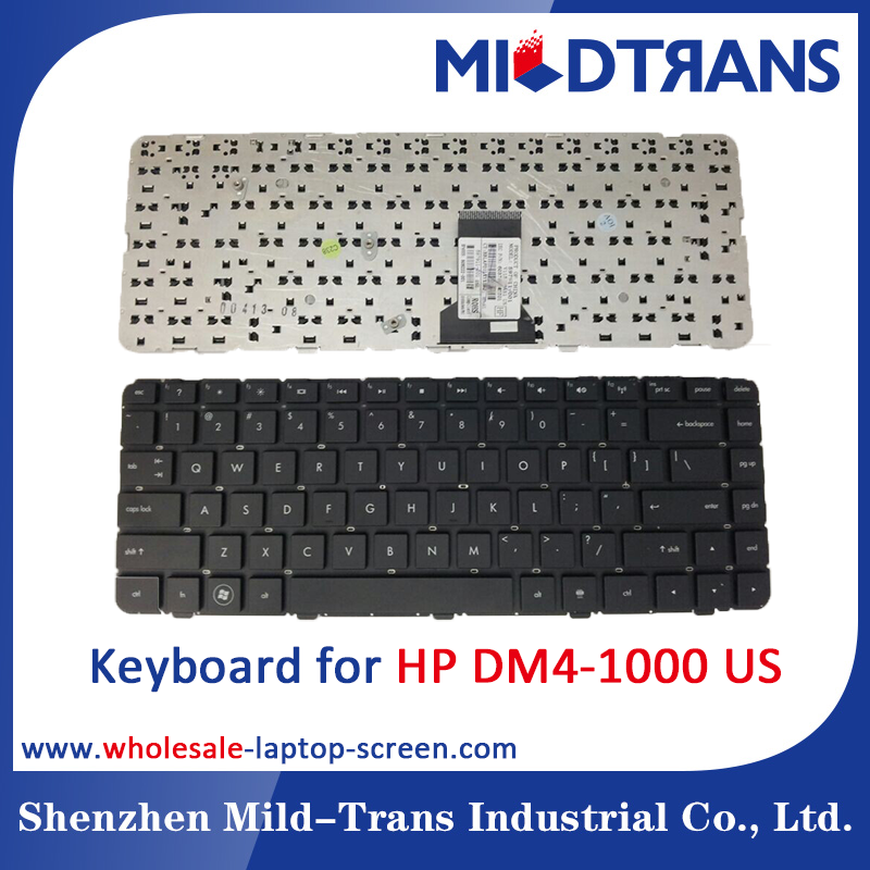 Wholesaler for HP Laptop Backlit Keyboard DM4-1000