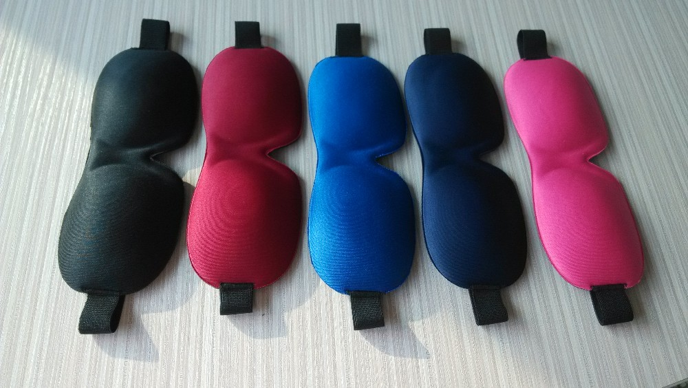 3d sleep masks with earplugs
