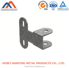 Metal T Bracket Fabticator Galvanization Punched Small Metal T Bracket