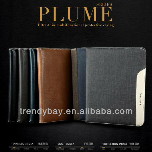 Kalaideng for ipad leather case