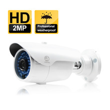 Wholesale Factory Price Waterproof Netcam 4/6/8/12mm Lens 2mp HD POE Optional IP Network Camera