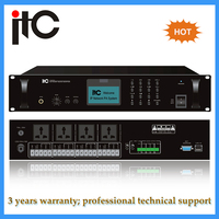 Professional Digital ip network audio system with RJ45 port