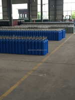 10L Industrial High Pressure Seamless Cl2 Gas Bottles
