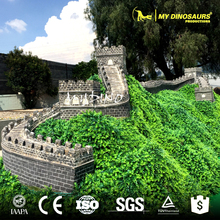 My Dino-MB008 Theme Park Quality Mini World 3D Great Wall Miniature Building