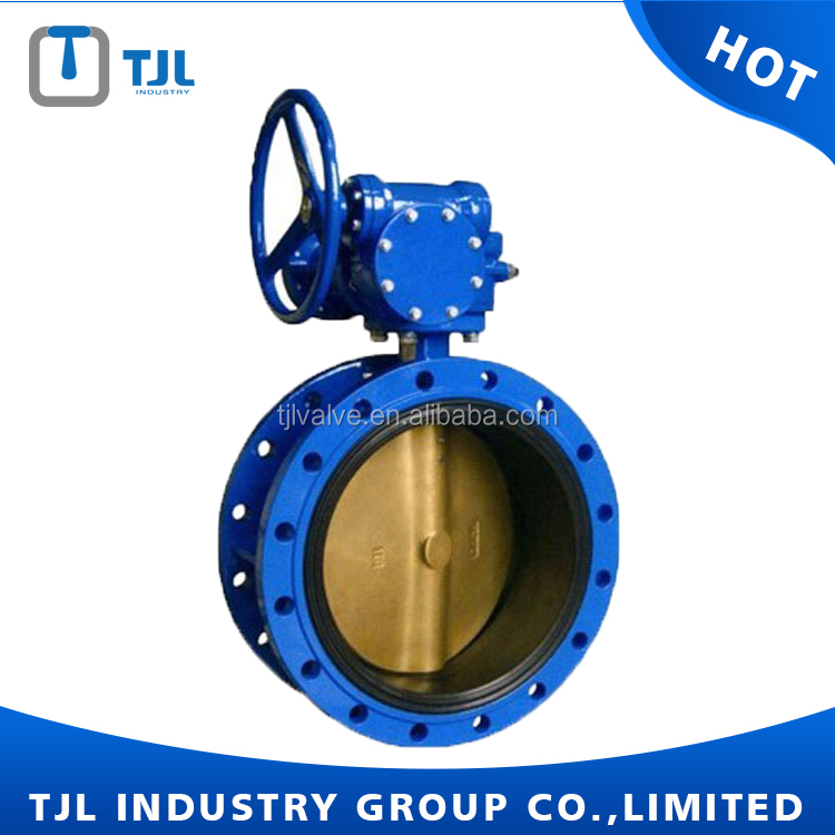 flange type dn400 butterfly valve pn10/16