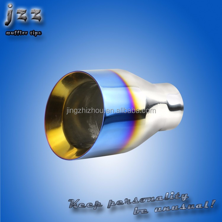 HKS Hi power colored exhaust pipe for bmw x6 e71 body kit muffler tip