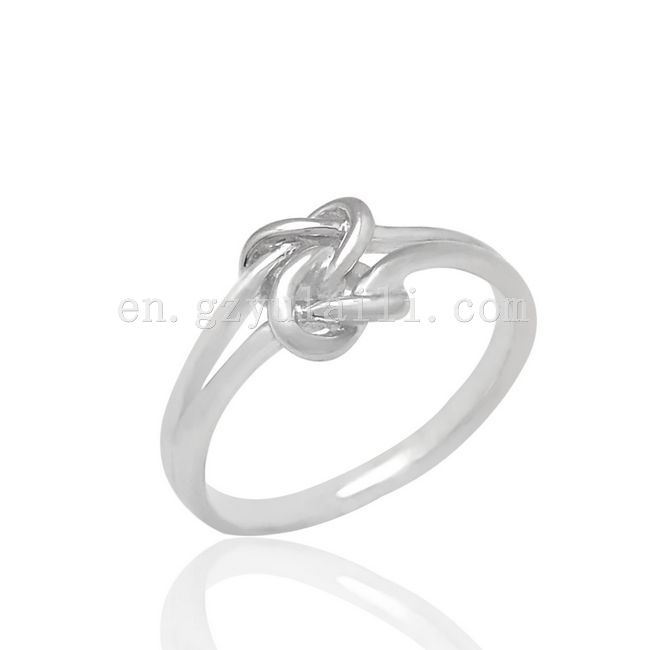 jewelry display wholesale fashion jewelry ring 925Bride wedding jewelry ring silver
