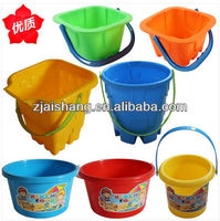 European Fashionable First Rate High Quality food grade beach bucket and pails Bpa free