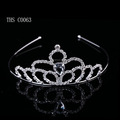 2016 New silver tiaras for hair