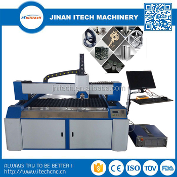 Hot sale carbon 200w fiber laser cutting machine price
