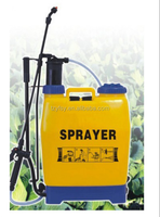 20 Liter Agriculture Hand Manual Yellow