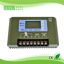 PWM & MPPT lcd/led display solar charge controller for solar panel 30A 40A 50A 60A