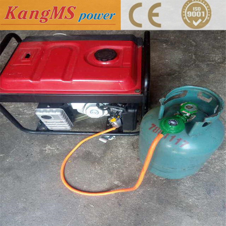 1kw gasoline portable generator set series also can used gas as fuel